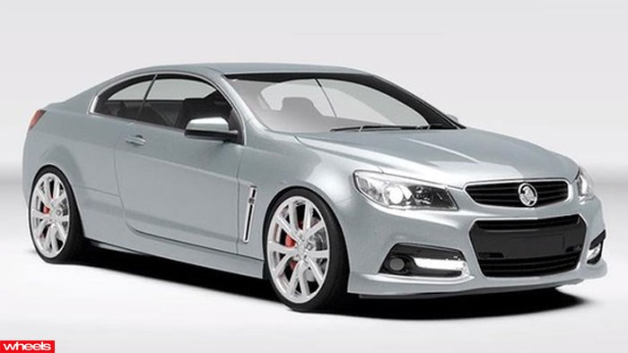 The legendary Holden Monaro is back! Well…sort of.