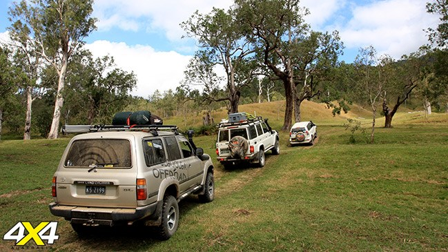 4X4 Australia's off-road Rocky River camping adventure