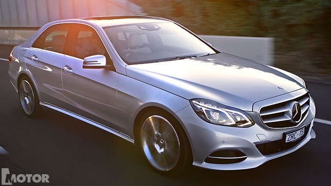 Mercedes-Benz E-Class 2013 review
