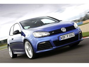 GALLERY: 2010 Volkswagen Golf R20