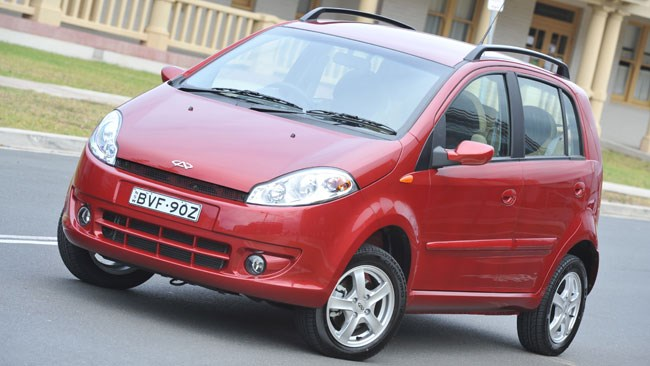 Australia's cheapest car, the $9,990 Chery J1, is no more due to safety regulation changes.