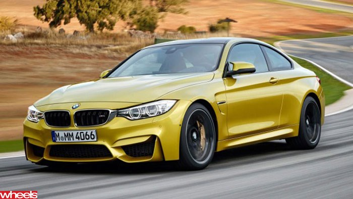 Wheels magazine, BMW M3/M4, new, all-new, model, performance, muscle car, Australia,