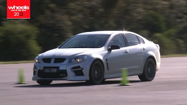 2013 Wheels Car of the Year: Holden VF Commodore