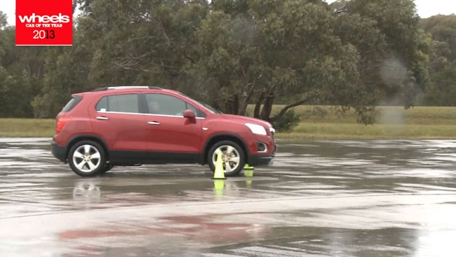 2013 Wheels Car of the Year: Holden Trax