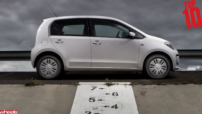 Wheels magazine, motoring, Top 10 2013, Volkswagen Up