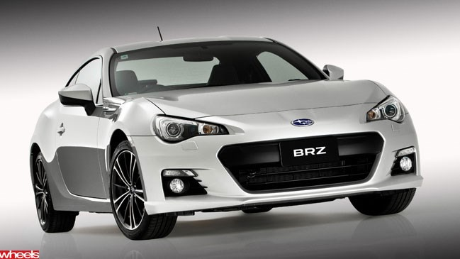 Wheels magazine, motoring news, Subaru BRZ, coupe