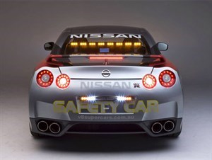 GALLERY: Nissan R35 GT-R Safety Car