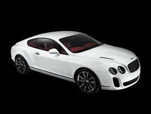 GALLERY: Bentley Continental Supersports