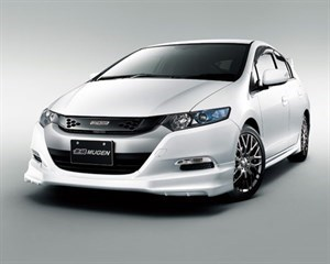 GALLERY: Mugen Honda Insight hybrid
