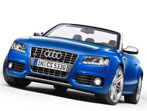 GALLERY: Audi A5 and S5 Cabrio