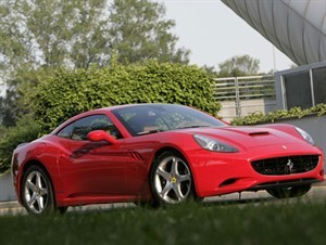GALLERY: Ferrari California