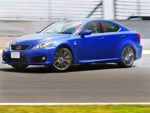 GALLERY: Lexus IS F