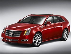 GALLERY: Cadillac CTS Sport Wagon