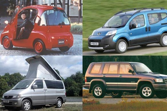 Worst ever car names