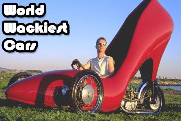 World Wackiest Cars