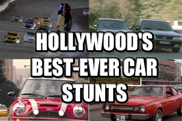 Hollywood's Best-Ever Car Stunts