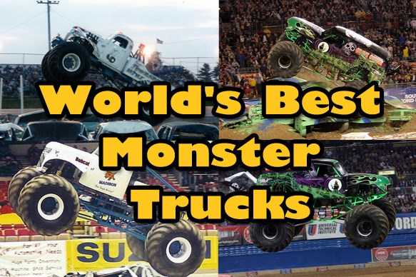 World's BestMonster Trucks