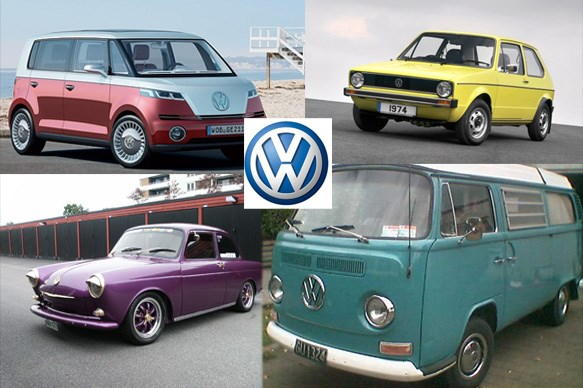 Most significant VWs of all time