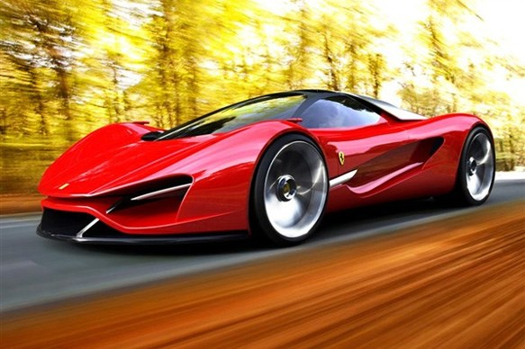Three fantasy Ferraris that should be built