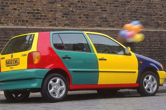 Funniest car paint names ever