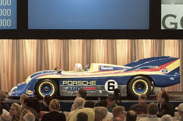 World's most expensive Porsche sold at auction