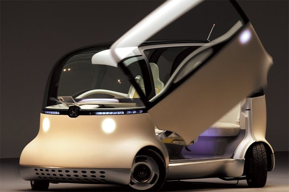 The 10 ugliest concept cars ever