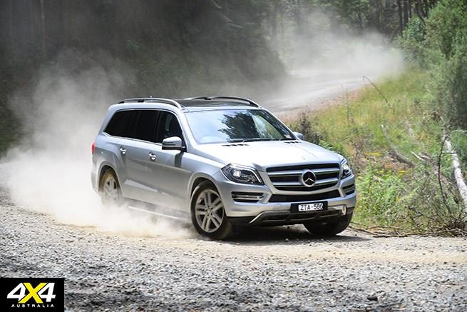 Mercedes Benz Gl350 Video Review