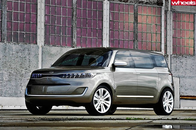 Kia Carnival's design-led delays