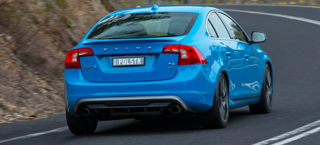 Volvo S60 Polester MY14 review
