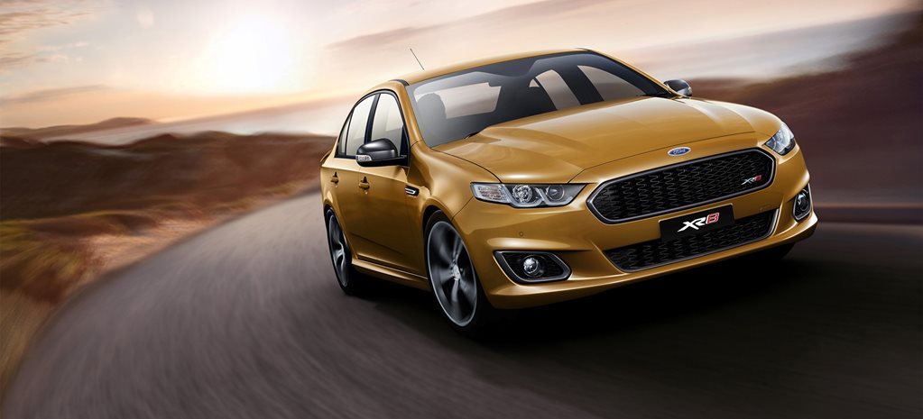 Ford Falcon XR8 prices and details