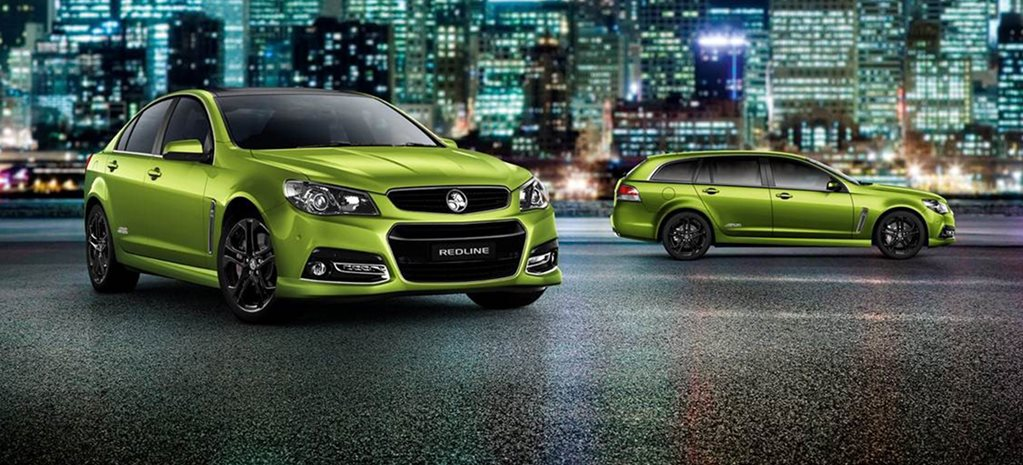 Holden sexes-up SS for 2015