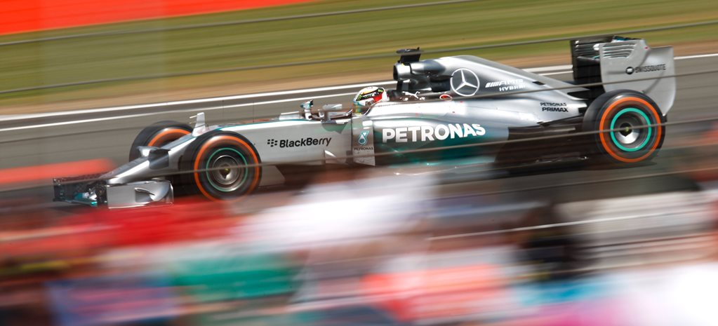 Mercedes F1 title costs $595m