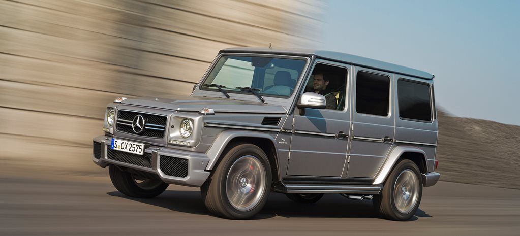 Mercedes-Benz G63 AMG review