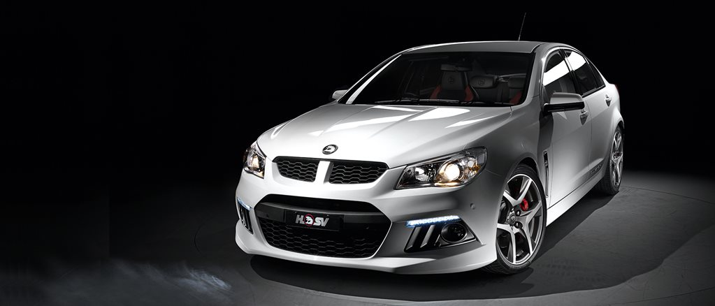 HSV Gen-F range updated for 2015