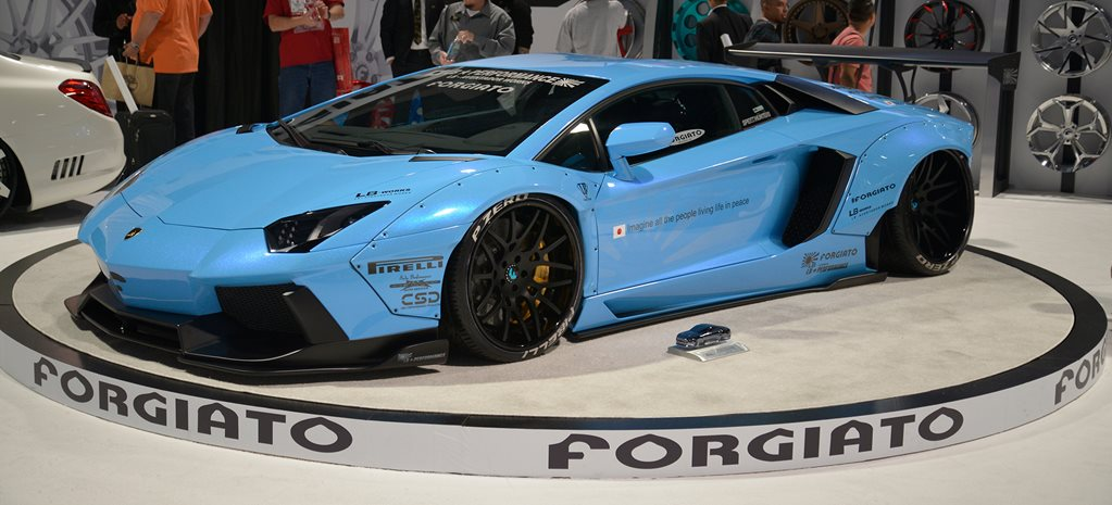SEMA 2014 – The Weird and Wonderful