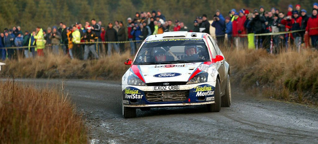 Weekend Watch: Colin McRae at maximum attack