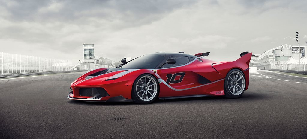 LaFerrari FXX K Revealed