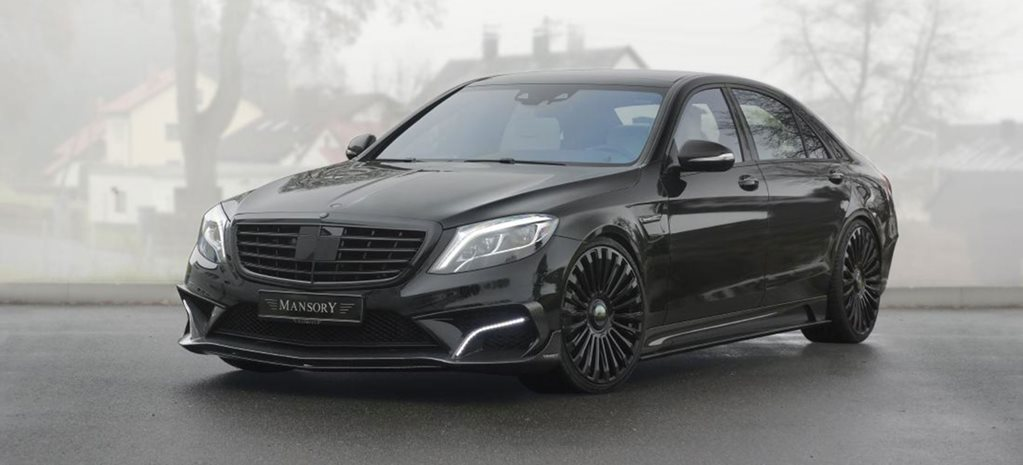 Mansory's Monster S-Class