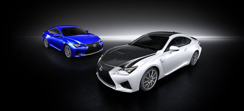 Official pricing on 351kW Lexus RC F revealed