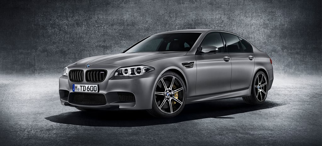 BMW M5 30 Jahre Review