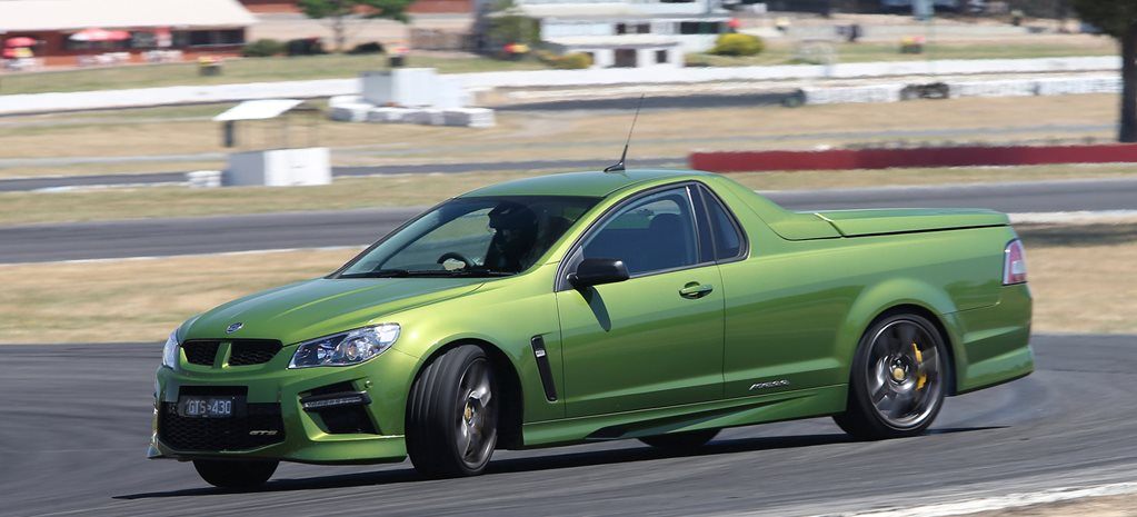 PCOTY 10th - HSV GTS Maloo