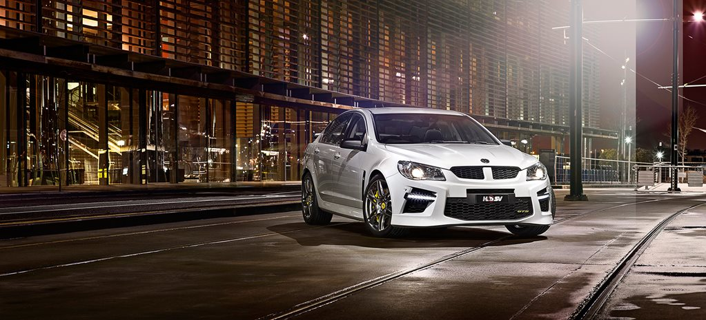 HSV MY15 range reviewed