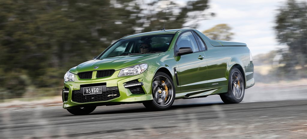 HSV GTS Maloo review
