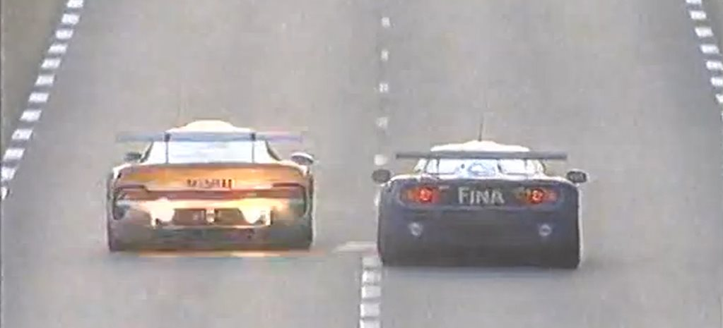 Weekend Watch: McLaren F1 GTR battles Porsche GT1 911