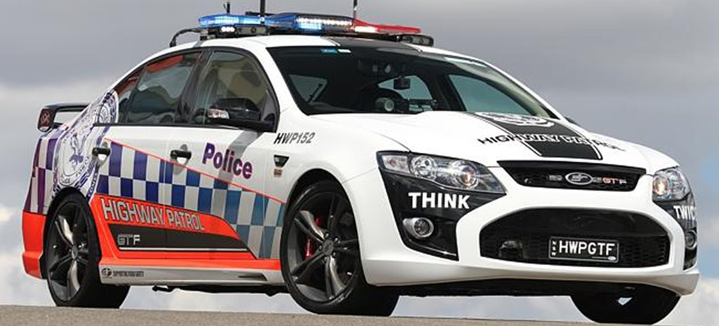 Top 10: Wildest Police Cars