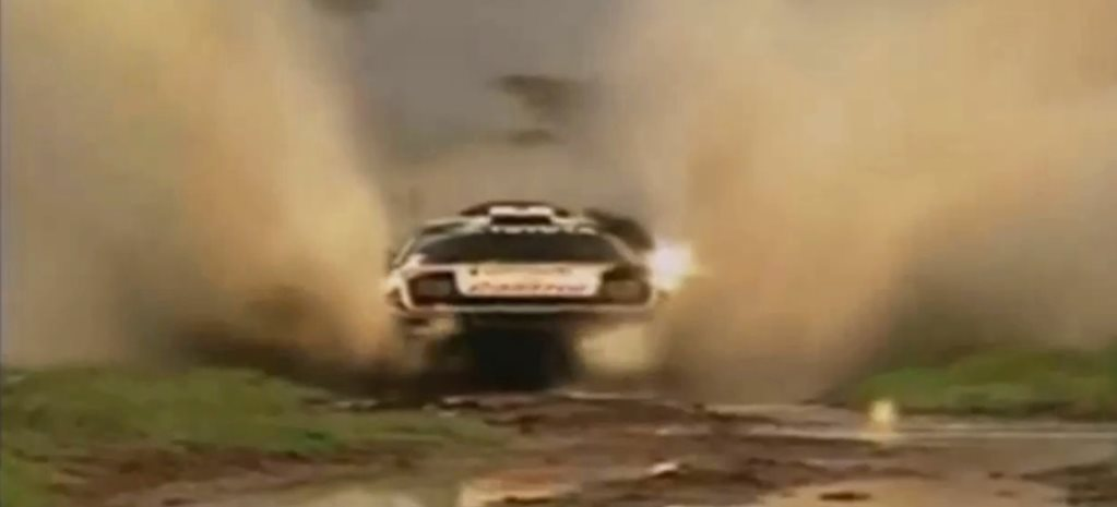 WEEKEND WATCH: Toyota's legendary rally past