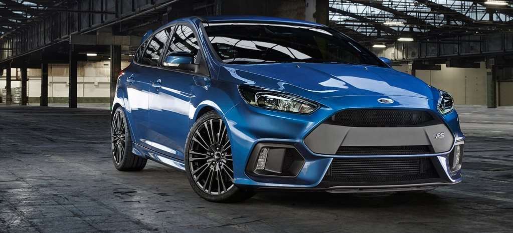 Ford Focus RS goes AWD