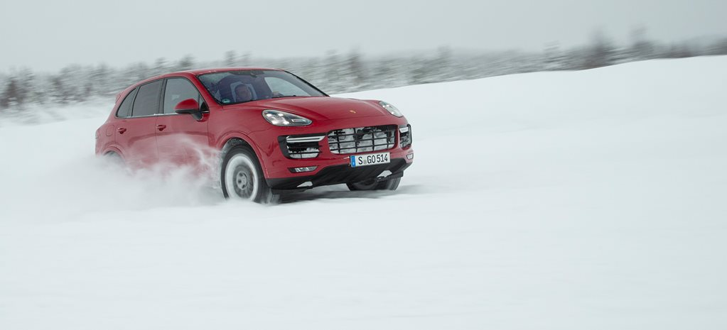 First Fang: Porsche Cayenne Turbo S