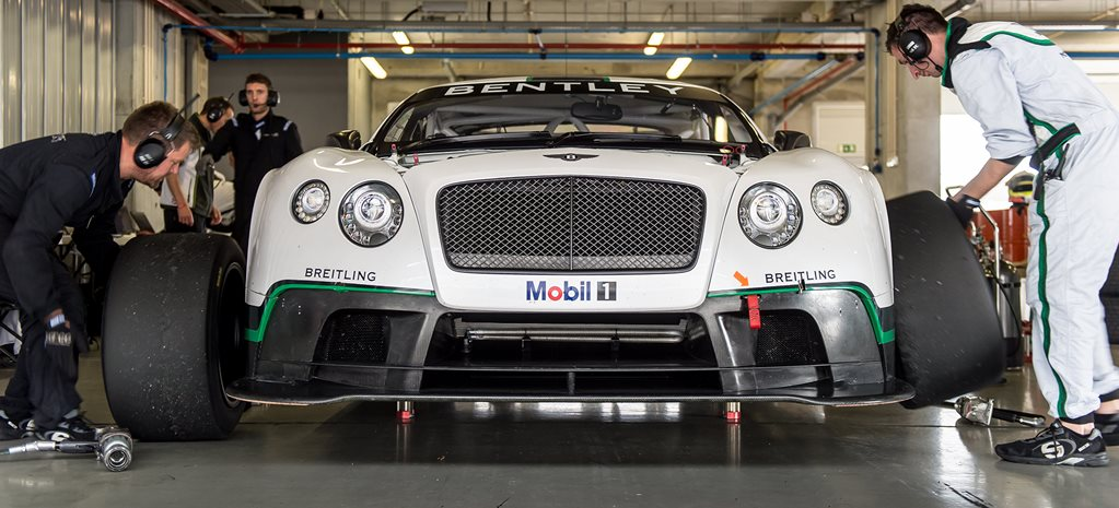 Bentley's Bathurst fighter: the Continental GT3