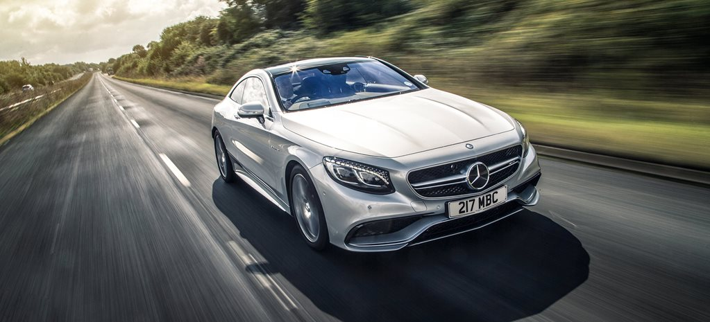 First Fang: Mercedes-AMG S63 Coupe